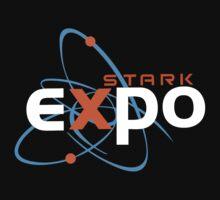 Stark Expo Baby Tee