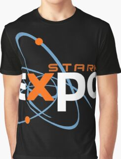 Stark Expo Graphic T-Shirt