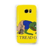 dont tread on pepe Samsung Galaxy Case/Skin