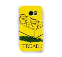 dont tread on legos Samsung Galaxy Case/Skin