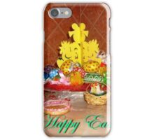 Happy Easter! iPhone Case/Skin