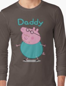 Daddy Pig Long Sleeve T-Shirt