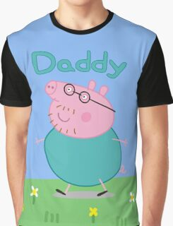 Daddy Pig Graphic T-Shirt