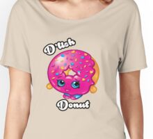 D'lish Donut Women's Relaxed Fit T-Shirt