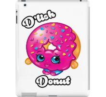 D'lish Donut iPad Case/Skin