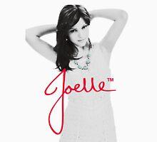 Joelle Black & White Blue Necklace Signature Unisex T-Shirt
