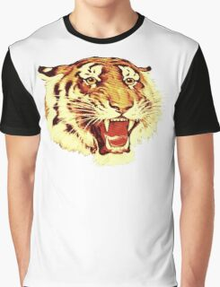 Tiger Circus Graphic T-Shirt