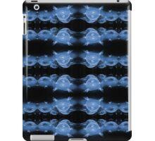 Blue Domes iPad Case/Skin