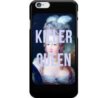 Marie Antoinette Killer Queen iPhone Case/Skin