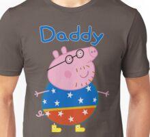 Daddy Pig 2 Unisex T-Shirt