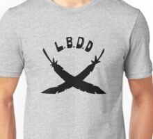 Michiko & Hatchin L.B.D.D Tattoo Unisex T-Shirt