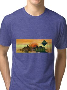 Afternoon Delight Tri-blend T-Shirt