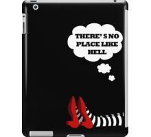 Dorothy and her Red Shoes  iPad Case/Skin