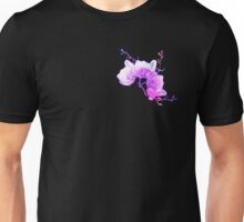 ink watercolour flower Unisex T-Shirt