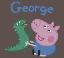 George Pig Baby Tee