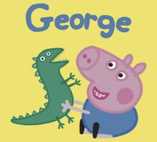George Pig Kids Tee