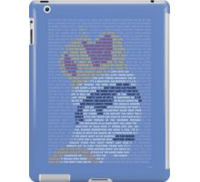 Freddie The King iPad Case/Skin