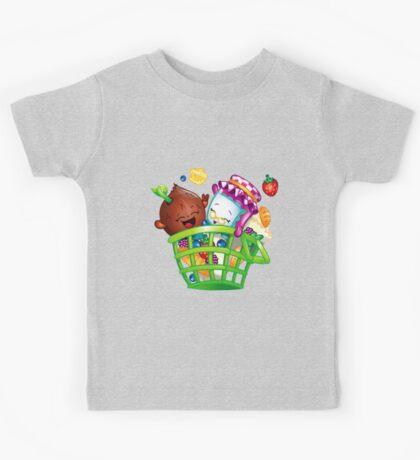 Basket Delight Kids Tee