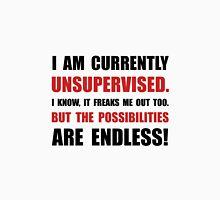 Unsupervised Unisex T-Shirt