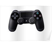 PS4 Controller Merch! Poster
