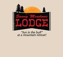 Sunny Meadows Lodge Unisex T-Shirt