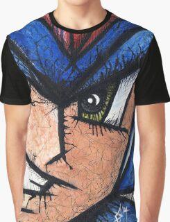 Mega Man the Blue Bomber Graphic T-Shirt