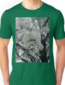 Blossoms Before A Storm Unisex T-Shirt