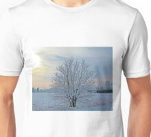 Frosted Sunrise Unisex T-Shirt