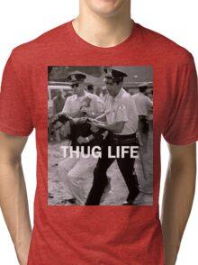 Throwback - Bernie Sanders Tri-blend T-Shirt