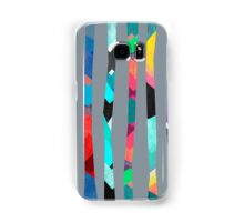 Trees / Grey Samsung Galaxy Case/Skin