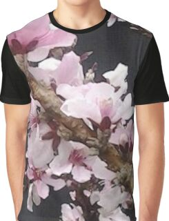 Pink Spring  Graphic T-Shirt