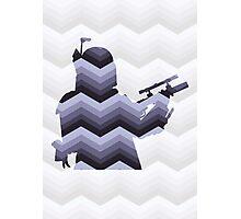 Boba Fett Pattern Photographic Print