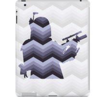 Boba Fett Pattern iPad Case/Skin