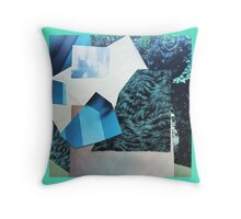 """The Blues""  Throw Pillow"