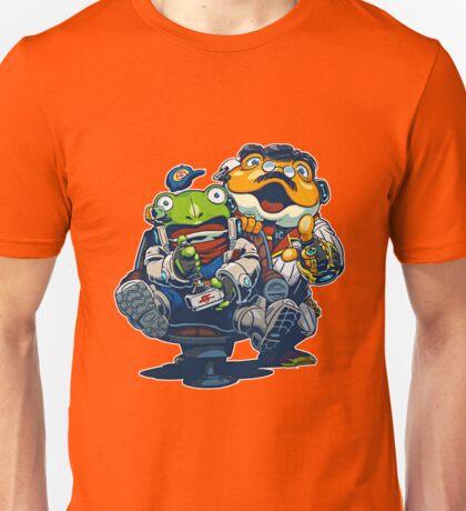 Star Fox Guard - Grippy and Slippy Unisex T-Shirt