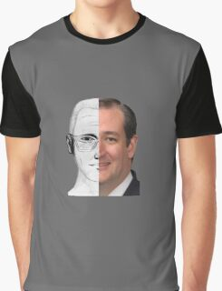 Ted Cruz Is The Zodiac Killer Graphic T-Shirt