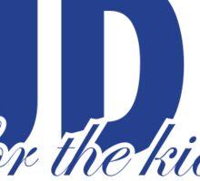 IUDM For The Kids Sticker Sticker