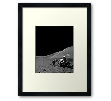 Apollo 15 - 5 Framed Print