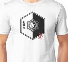 SAPPORO CITY Japanese Municipality Design Unisex T-Shirt