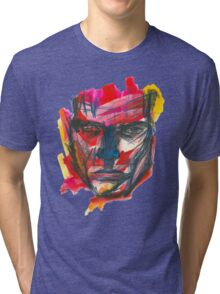 Graphic Man Tri-blend T-Shirt