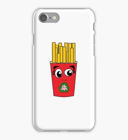 Frycycle iPhone Case/Skin