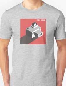 Cubi Camera Unisex T-Shirt