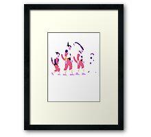 Evolution F Framed Print