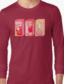 Juice Box Long Sleeve T-Shirt