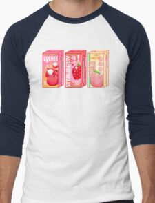 Juice Box Men's Baseball ¾ T-Shirt