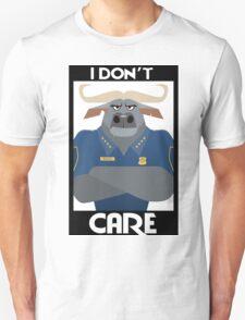 Minimalist Water Buffalo Unisex T-Shirt