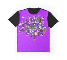 Super WAH Bros. Graphic T-Shirt