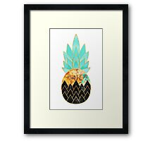 Precious Pineapple 3 Framed Print