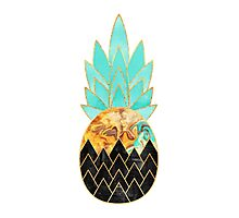 Precious Pineapple 3 Photographic Print