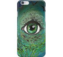 seeing depth iPhone Case/Skin